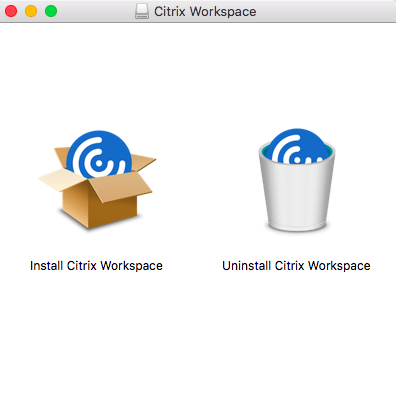 Download, Install, and Configure Citrix Workspace for Mac